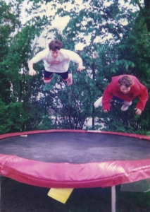 competition-on-the-trampoline