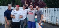 jimmer and family at Marthas