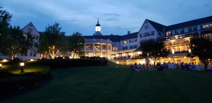 sagamore at night