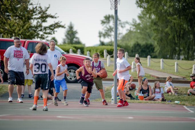 team fredette summer camp