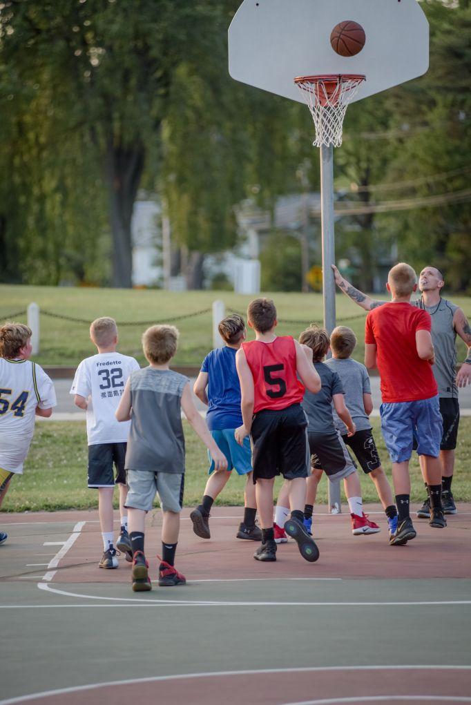 team fredette summer league2